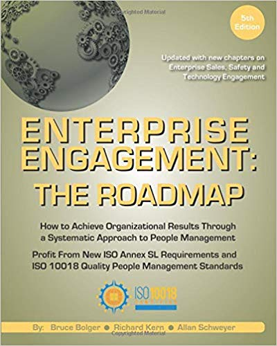Enterprise Engagement The Roadmap 5th Edition